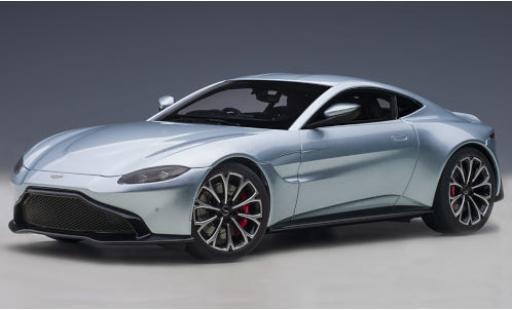 Aston Martin Vantage 1/18 AUTOart grey RHD 2019 diecast model cars
