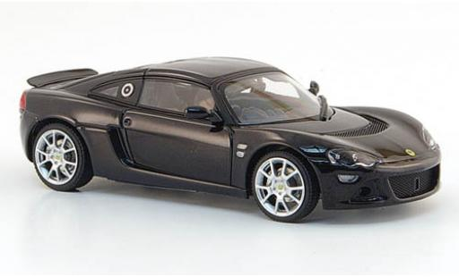 Lotus Europa 1/43 AUTOart S black diecast model cars