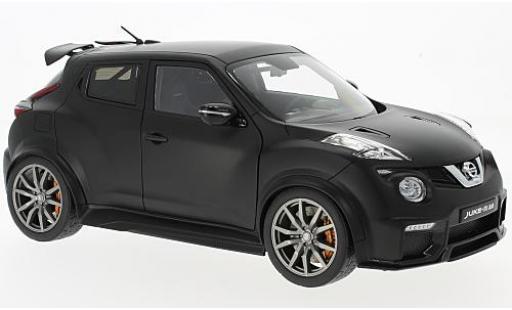 Nissan Juke 1/18 AUTOart R 2.0 matt-black 2016 diecast model cars