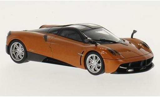 Pagani Huayra 1/43 AUTOart bronze 2011 diecast model cars