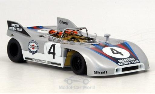 Porsche 908 1/18 AUTOart /3 No.4 Martini Racing Martini Nürburgring 1971 Dr.Marko/G.van Lennep miniatura