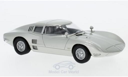 Chevrolet Corvair 1/43 AutoCult Monza GT grise 1963 miniature