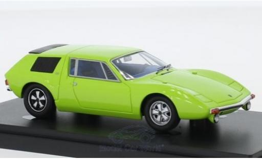 Porsche 914 1/43 AutoCult /6 Graf Goertz verte 1970 miniature
