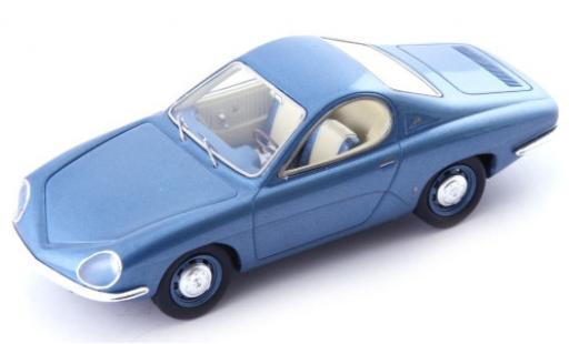 Renault 8 1/43 AutoCult Coupe Ghia metallise bleue 1964 miniature