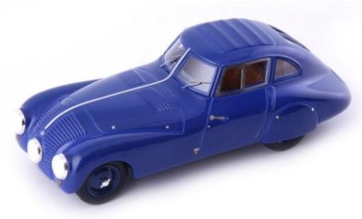 Bmw 328 1/43 AutoCult Stromlinie-Versuchswagen azul 1937 coche miniatura