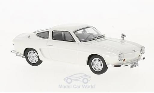 Bmw 700 1/43 AutoCult Martini Typ 4 white 1964 diecast model cars