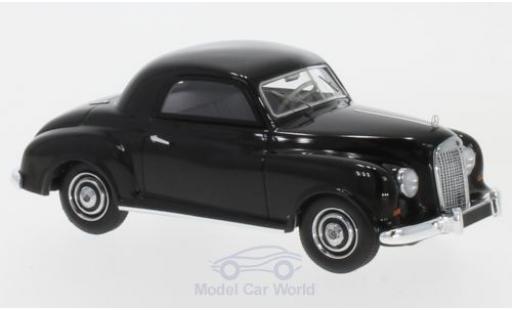 Mercedes 1,2L 1/43 AutoCult Prougeotyp noire 1948 miniature