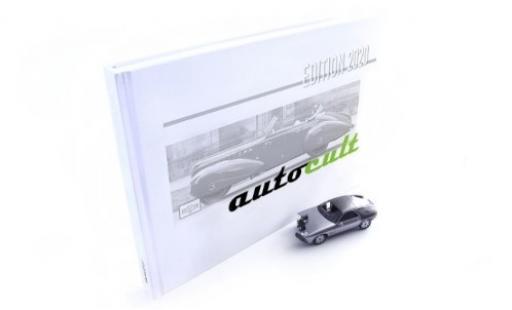 Porsche 928 1/43 AutoCult PES (Typ 960) avec annuaire 2020 miniature