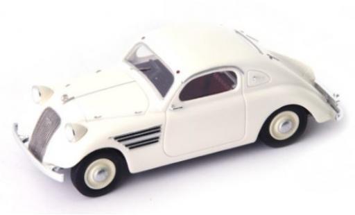 Skoda Popular 1/43 AutoCult Special Sport beige RHD 1934 miniature
