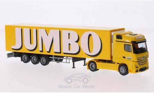 Mercedes Actros 1/87 AWM 2 Big./Aerop. Jumbo/Redder Kühl-KSZ miniature