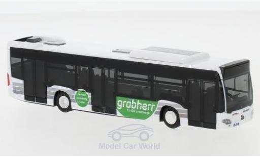 Mercedes Citaro 1/87 AWM Grabherr 2017 diecast model cars