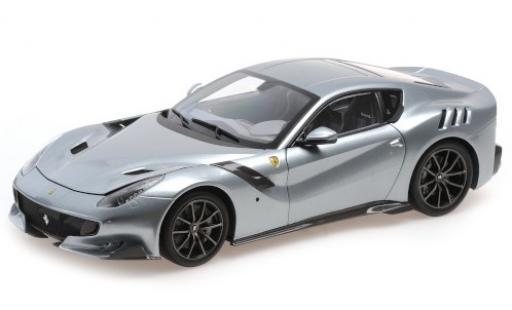 Ferrari F1 1/18 BBR Models 2 TDF metallise grigio 2015 modellino in miniatura
