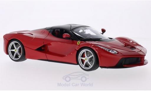 Ferrari LaFerrari 1/18 Bburago La rouge ohne Vitrine miniature