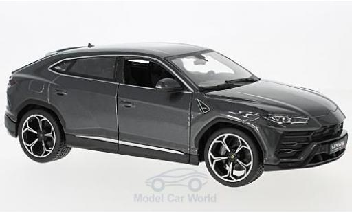 Lamborghini Urus 1/18 Bburago metallic-grey 2018 diecast