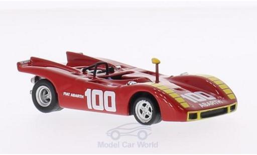 Abarth 2000 1/43 Best SP No.100 Enna 1970 A.Merziario miniature