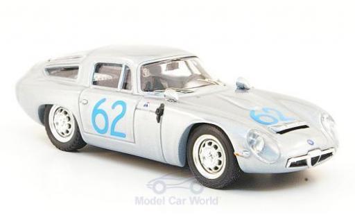 Alfa Romeo TZ1 1/43 Best No.62 Targa Florio 1964 miniatura