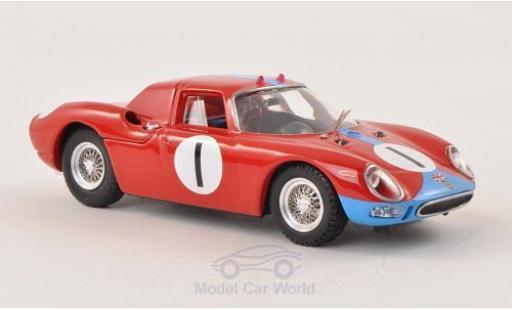Ferrari 250 1/43 Best LM No.1 Kyalami 1964 /Maggs coche miniatura