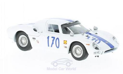 Ferrari 250 LM 1/43 Best LM RHD No.170 Targa Florio 1966 A.Swanson/R.Ennis miniature
