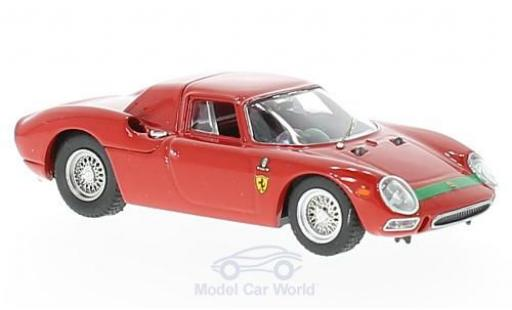 Ferrari 250 P 1/43 Best LM rojo RHD Ralph Lauren Collection miniatura