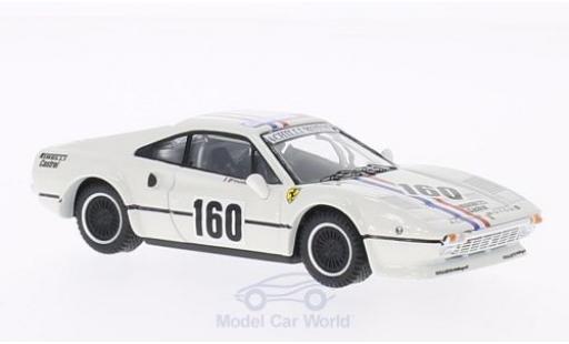 Ferrari 308 GTB 1/43 Best GTB No.160 Achilli Motors Campionato Italiano Velocita 1982 C.Facetti/M.Finotto C.Facetti/M.Finotto miniature