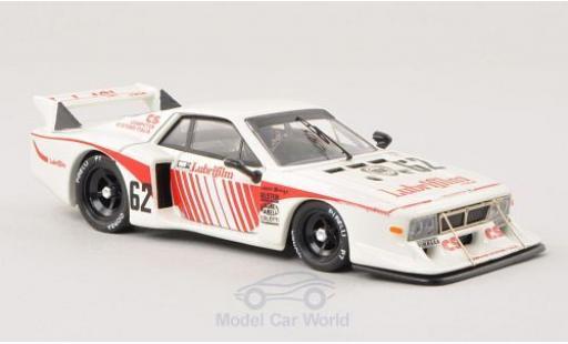 Lancia Beta Silverstone 1/43 Best Monte Carlo No.62 1981 /Pianta miniature