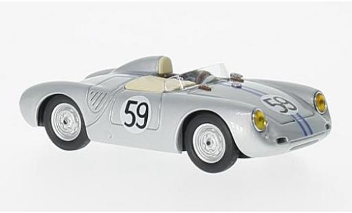 Porsche 550 1/43 Best RS No.59 24h Le Mans 1958 H.Schiller/C.Tot diecast model cars