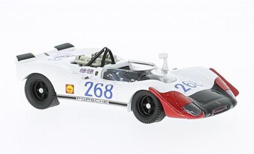 Porsche 908 1/43 Best /02 No.268 Targa Florio 1969 Redman/Attwood diecast model cars