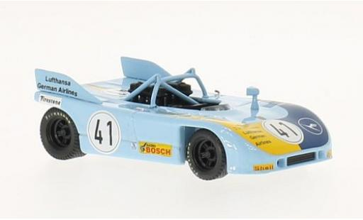 Porsche 908 1/43 Best /03 No.41 Bosch Racing Lufthansa Interserie Nürburgring 1972 R.Jost miniature