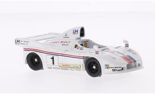 Porsche 908 1/43 Best /04 No.1 Liqui Moly Brands Hatch 1979 R.Jost/V.Merl miniature