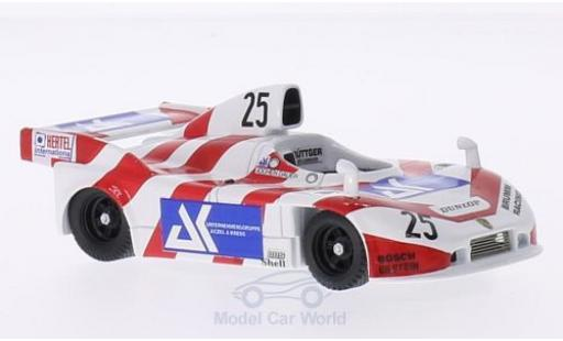 Porsche 908 1/43 Best /04 No.25 Norisring 1983 J.Dauer diecast model cars