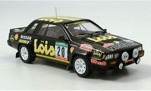 Nissan 240 1/43 Bizarre RS No.20 Lois Rally Portugal 1985 Mendes/Cunha diecast model cars