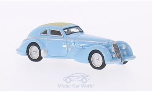 Alfa Romeo 8C 1/87 BoS Models 2900 B blue RHD 1938 diecast model cars
