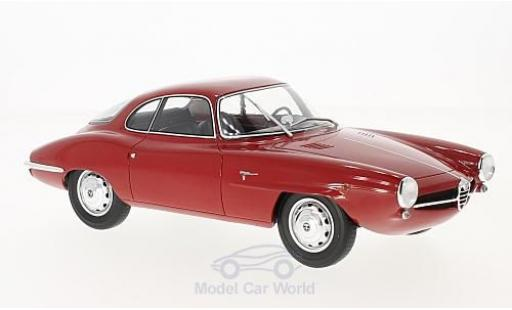 Alfa Romeo Giulietta 1/18 BoS Models SS red 1961 diecast model cars