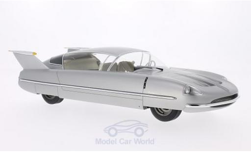 Borgward Traumwagen 1/18 BoS Models grise 1955 miniature