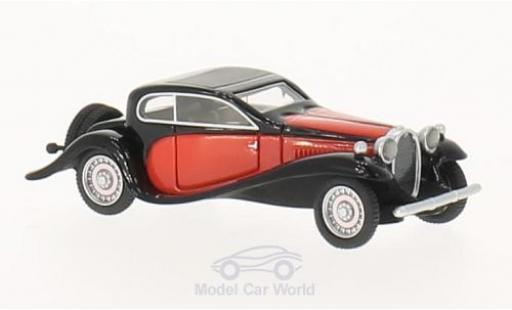 Bugatti 50 1/87 BoS Models Typ T rouge/noire 1932 miniature