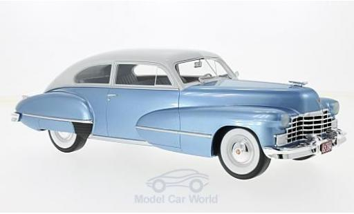 Cadillac Series 62 1/18 BoS Models Club Coupe metallise blue/grey 1946 diecast model cars