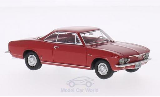 Chevrolet Corvair 1/43 BoS Models Corsa red 1965 diecast model cars