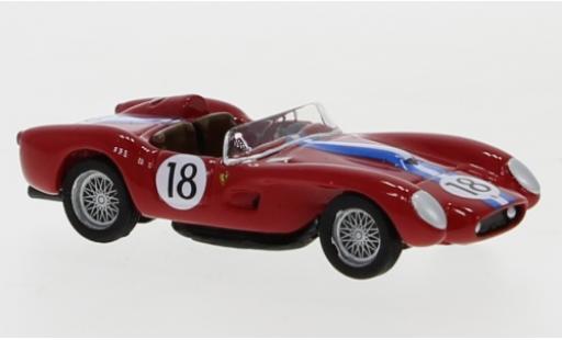 Ferrari 250 1/87 BoS Models TR No.18 24h Le Mans 1958 D.Gurney/B.Kessier diecast model cars