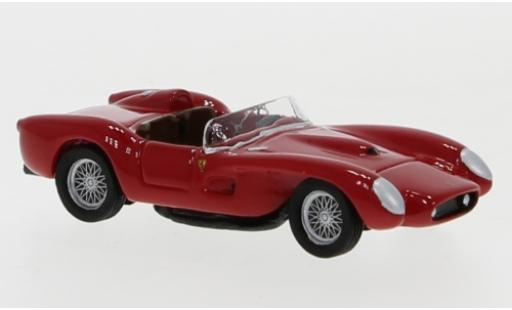 Ferrari 250 1/87 BoS Models TR red 1958 diecast model cars