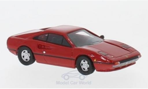 Ferrari 308 1/87 BoS Models GTB rouge 1976 miniature