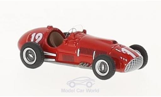 Ferrari 375 1/87 BoS Models F1 No.12 Formel 1 GP Silverstone 1951 J.F.Gonzalez diecast model cars