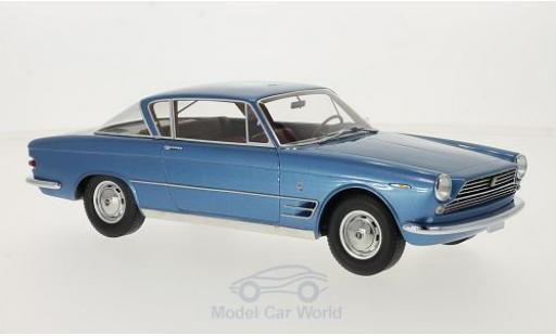 Fiat 2300 1/18 BoS Models S Coupe metallise blue 1961 diecast model cars