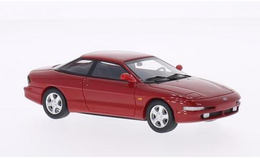 Ford Probe 1/43 BoS Models II 24V rouge 1993 miniature