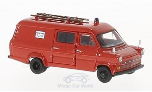 Ford Transit 1/87 BoS Models Mk. I Feuerwehr 1965 diecast model cars