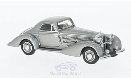 Horch 853 1/87 BoS Models Spezial Coupe metallise grise 1937 miniature