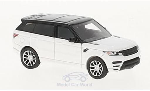 Land Rover Range Rover 1/87 BoS Models Sport blanche 2013 miniature