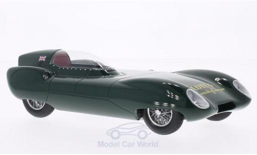 Lotus Eleven 1/18 BoS Models Rekordwagen RHD Coventry Climax Monza 1956 miniature