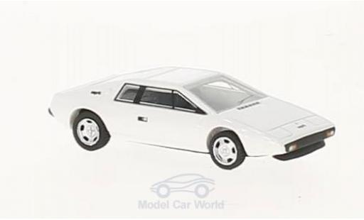 Lotus Esprit 1/87 BoS Models S1 white RHD 1977 diecast model cars