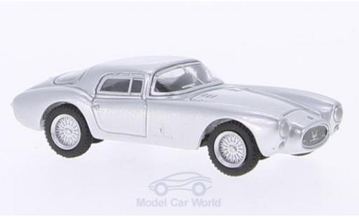 Maserati A6 1/87 BoS Models GCS Berlinetta grise 1953 miniature