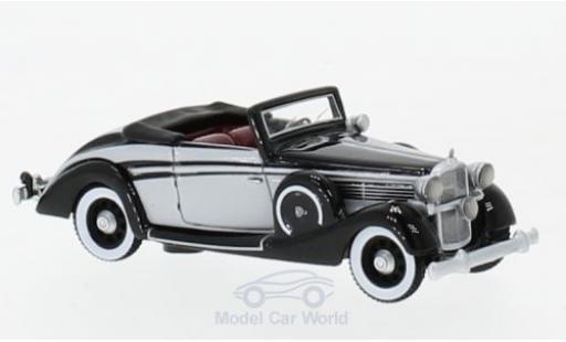 Maybach SW 1/87 BoS Models 38 Cabriolet Spohn noire/grise 1937 miniature